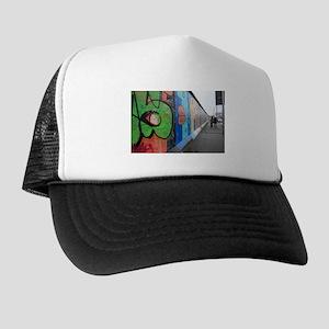 Berlin Wall Trucker Hat