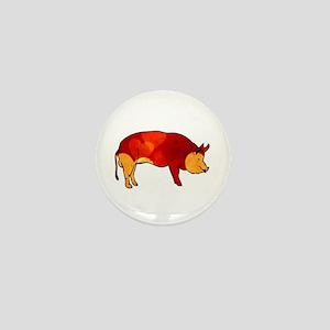 Love Pig Mini Button
