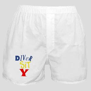 Diver Sit Y Boxer Shorts