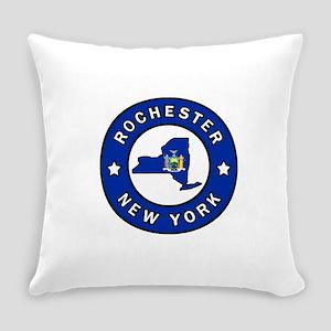 Rochester New York Everyday Pillow
