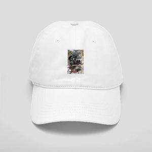 Japanese Samurai Warrior Narishige Cap