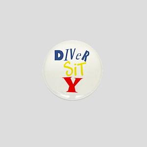 Diver Sit Y Mini Button