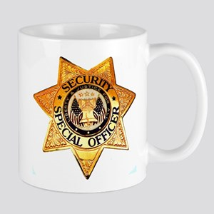Security Special Officer Mug