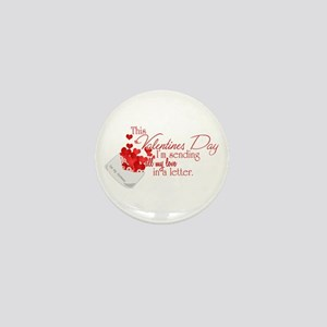 Love Letters (Airman) Mini Button