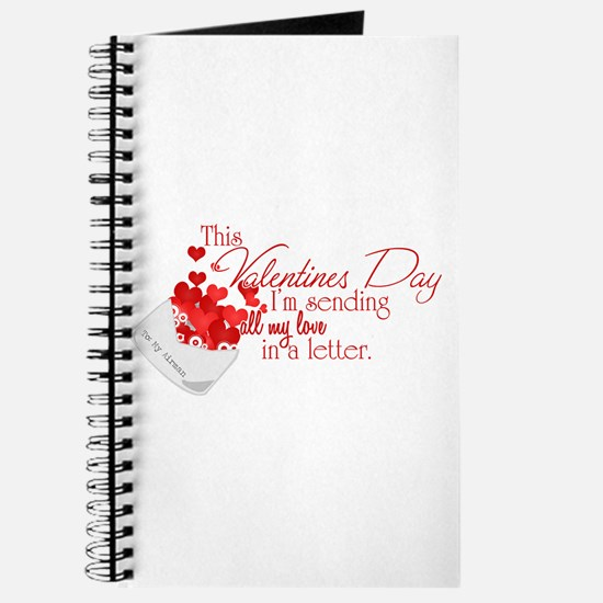Love Letters (Airman) Journal