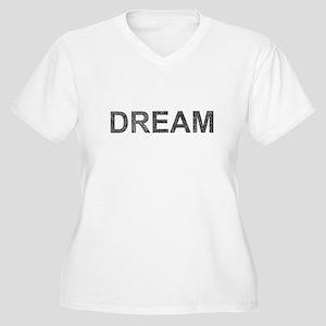 Daily Doodles Women's Plus Size V-Neck T-Shirt