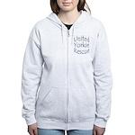 United Yorkie Rescue Women's Zip Hoodie