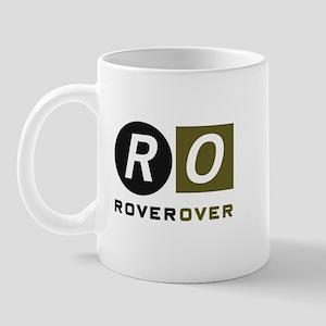 Roverover Logo 2 Mugs