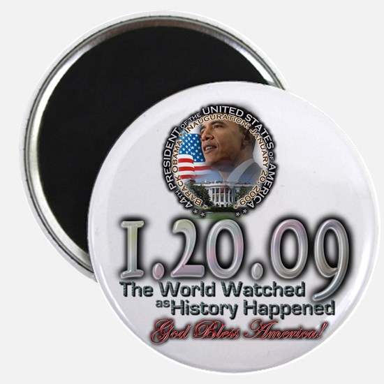 The World Watched... Magnet