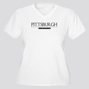Pittsburgh Steeler Women s Plus Size T-Shirts - CafePress cc6c3c2fc