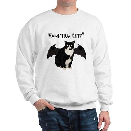 Vampire Kitty Sweatshirt