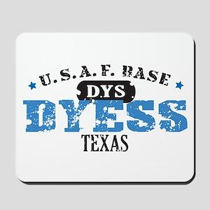 Dyess Air Force Base Mousepad
