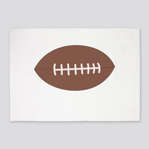 Sports Shut Up The Game is On 5'x7'Area Rug