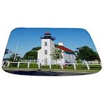 Sand Point Lighthouse Bathmat