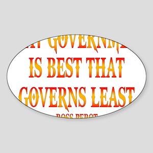 leastperot Sticker