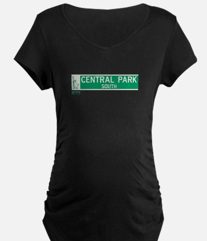 Central Park South in NY T-Shirt
