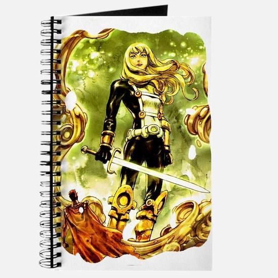 Cute Anime dragon Journal