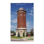 Manistique Water Tower Area Rug