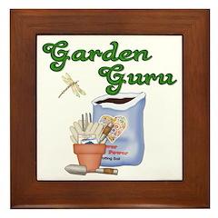 Garden Guru Framed Tile
