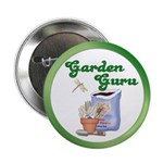 "Garden Guru 2.25"" Button (10 pack)"