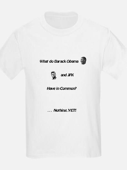 Nothing YET! T-Shirt
