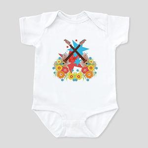Star Guitars Infant Bodysuit