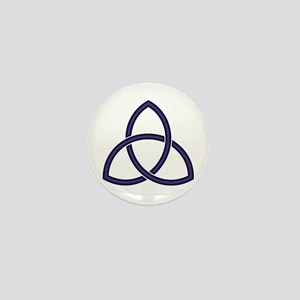 Triquetra Mini Button