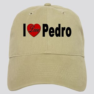 I Love Pedro Cap