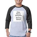 CG4AG-button Mens Baseball Tee