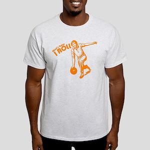 that's how i roll funny bowling t-shirt Light T-Sh