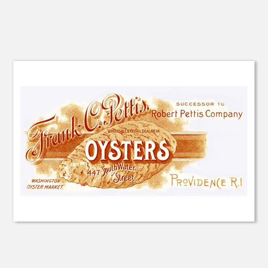 Funny Culinary Postcards (Package of 8)