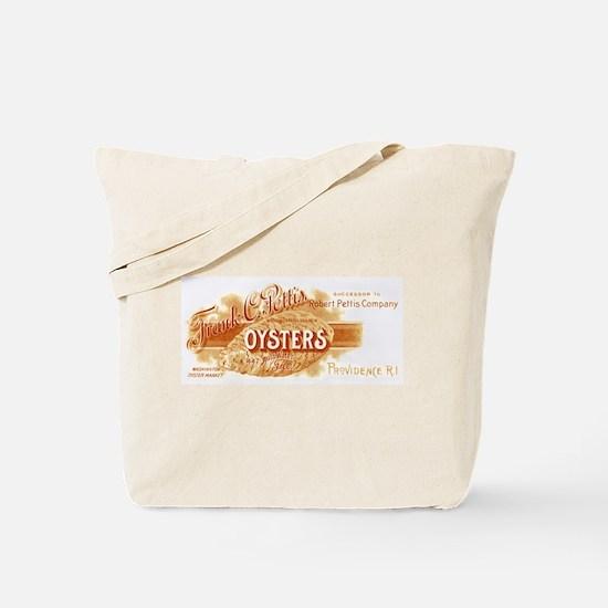 Cute Restaurant Tote Bag