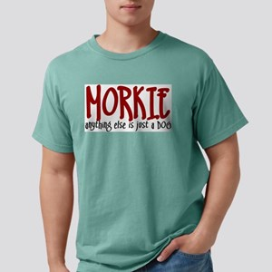 Morkie JUST A DOG T-Shirt