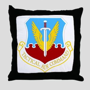 Tactical Air Throw Pillow
