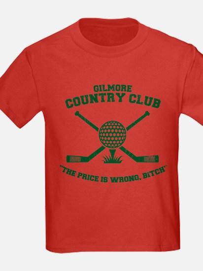 happy gilmore golf club funny T