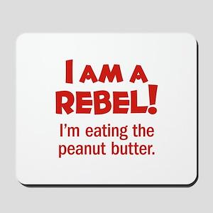 Food Rebel Mousepad