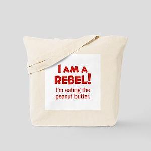 Food Rebel Tote Bag