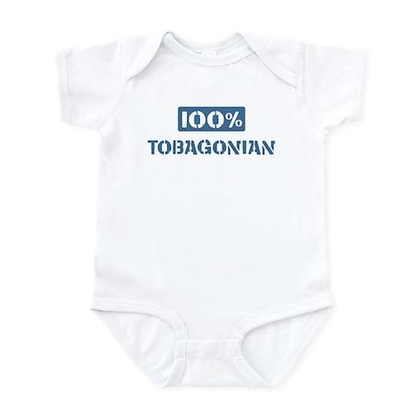 100 Percent Tobagonian Infant Bodysuit