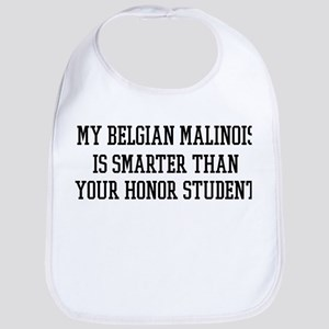 Smart My Belgian Malinois Bib