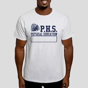 phs physical education funny Light T-Shirt
