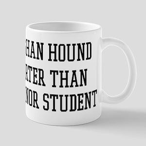 Smart My Afghan Hound Mug