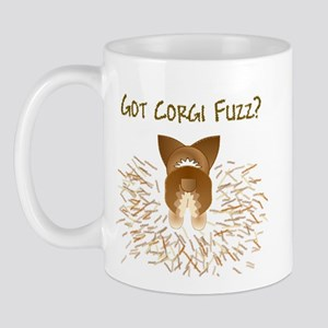 Sable Pem Got Fuzz? Mug
