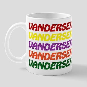 vandersexxx eurotrip funny tshirt Mug