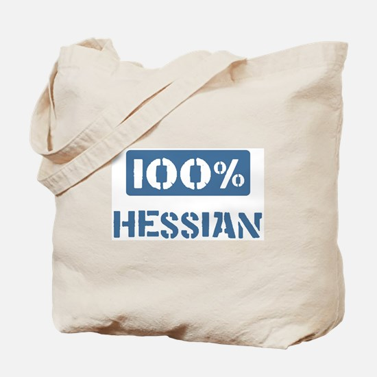 100 Percent Hessian Tote Bag