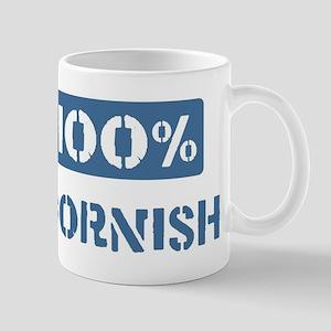 100 Percent Cornish Mug