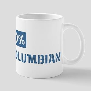 100 Percent British Columbian Mug