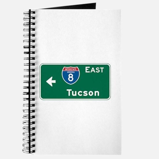 Tucson, AZ Highway Sign Journal