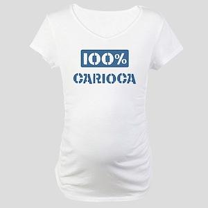 100 Percent Carioca Maternity T-Shirt