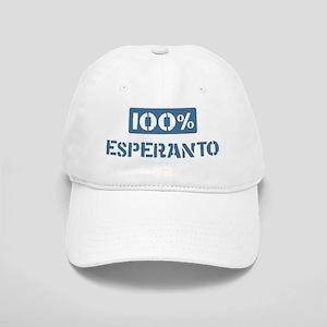 100 Percent Esperanto Cap