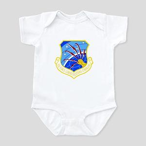 Communications Command Infant Creeper